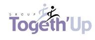 logo togeth'up